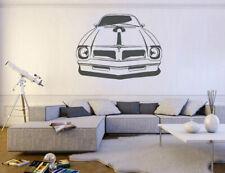 ik919 Wall Decal Sticker hot rod retro American cars bedroom