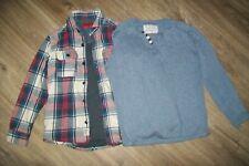 Lot of 2 Boys jumper/Shirt.next.6y (116 cm). slightly used.