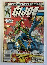 G.I. Joe: A Real American Hero #1 - Marvel 1982