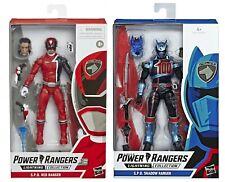 Hasbro Lightning Collection Power Rangers S.P.D SPD - Red Ranger & Shadow NEW