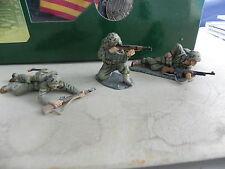 King & Country  Iwo Jima   US  Marine  Set 4  Retired