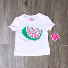 juciy couture Baby Girls T Shirt Age 12/18 Months