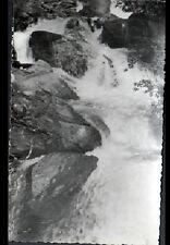 GORGES DE LA GRUVAZ / SAINT-GERVAIS-les-BAINS (74) Carte-Photo postale HUMEX