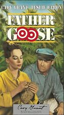 Father Goose (VHS, 1964) Cary Grant, Leslie Caron