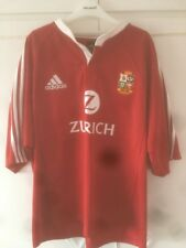 British Lions Rugby Union Shirt Size 2 Xl Excellent Condition.