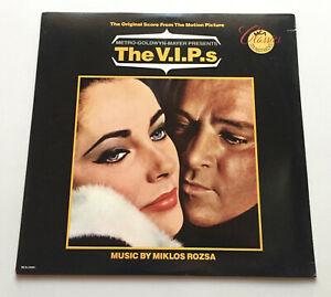 The V.I.P.s / Miklos Rosza / MCA