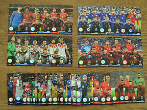 Panini Adrenalyn XL Road to Uefa Euro 2016 Line-Up Cards aussuchen A France