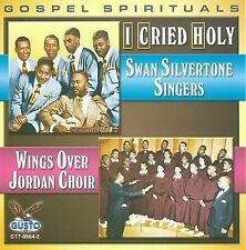 I Cried Holy * by Swan Silvertones (The) (CD, Sep-2008, Gusto Records)