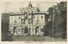 * CAMIGLIANO - Fraz.Capannori - Villa Torrigiani 1937