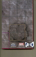 Heroclix Avengers vs. X-Men AvX Month 4 OP Kit Map Surface of the Moon/K'un L'un