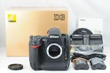 【Top Mint in Box】Nikon D3 Digital SLR Camera Shutter count 13624 From Japan 6531