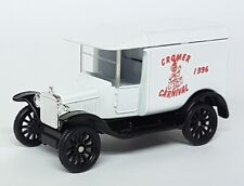 Matchbox 1/52 Scale 44 1921 Model T Ford Cromer Carnival 1996 Van China Diecast