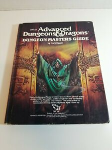 Vintage 1979 TSR - Dungeons And Dragons 2011 Dungeon Masters Guide