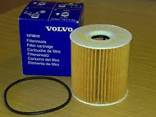 Oil Filter Genuine Volvo 850 S40 V40 V50 V70 XC70 S60 S80 1275810