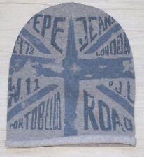 PEPE JEANS LONDON BOYS MÜTZE JAIRO JR BEANIE NEU  Gr. M / ca. 8-10 Y