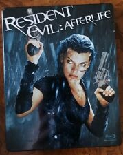 Resident Evil: Afterlife 2010 Blu-ray Steelbook Edition USED! Good Condition $6