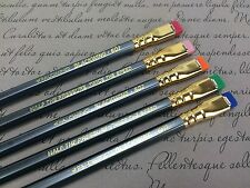 Palomino Blackwing 602 Pencils with Colored Erasers Show Your True Colors!