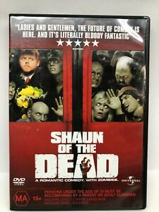 Shaun of the Dead - DVD - AusPost with Tracking