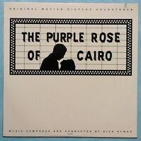 DICK HYMAN~PURPLE ROSE OF CAIRO (ORIGINAL SOUNDTRACK)~1985 US 18-TRACK LP RECORD