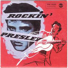 Elvis ROCKIN PRESLEY RARE RCA BMG Inhouse EP Promo CD EPA9500 Original Demo Test