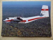INTEROCEAN  DHC 4 CARIBOU   C9-ATD /  collection vilain  N° 1187