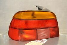 1997-2000 BMW E39 540i 528i Sedan 4 Door Left Driver tail light 43 4E1