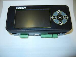 Hardy: HI6500-WP-10-EIP: Weight Display, 6500 Series, 24VDC, Ethernet/IP
