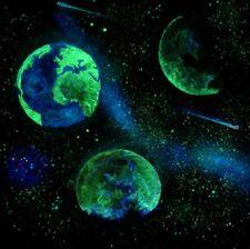 Green Glow in the Dark Paint 1-2oz pot, luminescent, Sensory UV Neon