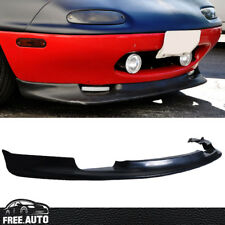 Fit 90-97 Mazda Miata MX5 GV Style PolyUrethane Front Bumper Lip Spoiler Bodykit