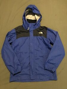 Boys The North Face Dryvent Lightweight Jacket Size M Fits Age 7-8years