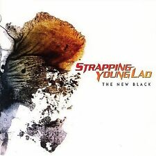 STRAPPING YOUNG LAD The New Black CD