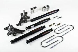"Belltech Lowering Kit 2""F/3""R W/ ND2 Shocks for 84-95 Toyota Pickup"