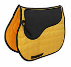 Horse Saddle Pad  English Quilted All-Purpose Shock Absorbing Gel 72TS21