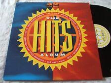 The Hits Album 1991 Crisp ORIG U.K. 1991 Double Comp LP R.E.M. UNPLAYED? EX/NM