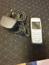 Nokia 6230i 32MB (Ohne Simlock) Handy - Black + Bonus 1024 MB Karte