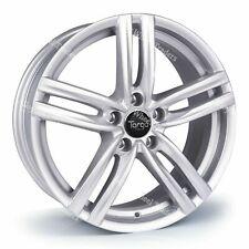 """17"""" S TG4 Alloy Wheels Fits Cadilac Bls Fiat 500x Croma Saab 9-3 9-5 5x110 Pcd"""