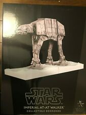 Gentle Giant Star Wars Imperial AT-AT WALKER Bookends Book Ends #411/800 SEALED