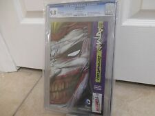 Batman #13 New York Comic Con variant  CGC 9.8 Death of the Family DC 2012