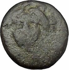 Chalkis in Euboea 290Bc Hera Eagle Authentic Ancient Greek Coin i45477