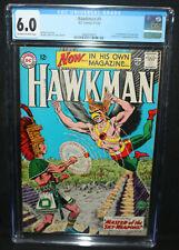 Hawkman #1 - 1st Hawkman in His Own Title - CGC Grade 6.0 - 1964
