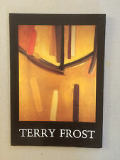 TERRY FROST, exhibition catalogue, Belgrave gallery, 1989