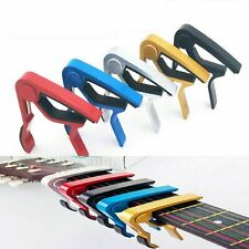 Guitar Capo Acoustic Clip Guitar String Instrument Clamp Fret Electric