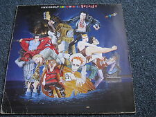 Sex Pistols-The Great Rock n Roll Swindle LP-Made in Germany-Punk