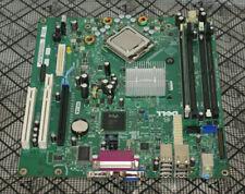 DELL 0KW628 Optiplex 745 Computer-Mainboard +CPU +RAM PC-Motherboard