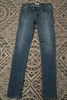 - Womens juniors Jeans size 5 Long, BULLHEAD Black, Pacsun, Skinny stretch blue