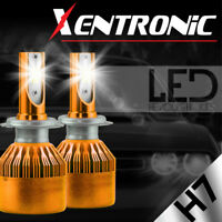 XENTRONIC LED HID Headlight kit H7 White for Mercedes-Benz C320 2001-2005