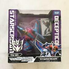 Transformers Animated - Takara Tomy - STARSCREAM TA-07