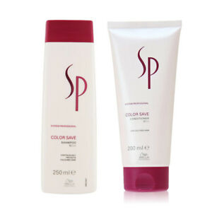Wella SP Colour Save Shampoo or Conditioner For Coloured Hair - Choose Yours
