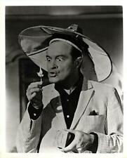 1947 Bob Hope In Road To Rio 10X8 Stamped Vintage Photograph