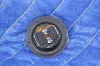 """METAL Seat Floor Pan Drain Plug Stop 1-3/8"""" LH or RH 1984 C4 Corvette ORIGINAL"""